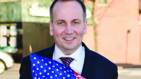 Platta Talks State Senate Run